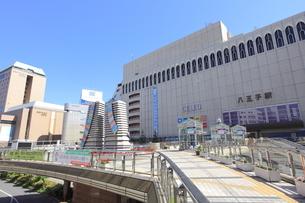 八王子駅の写真素材 [FYI01662619]
