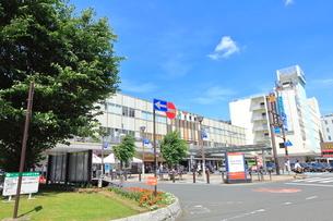 大宮駅東口 さいたま市の写真素材 [FYI01662623]