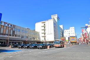 大宮駅東口 さいたま市の写真素材 [FYI01662639]