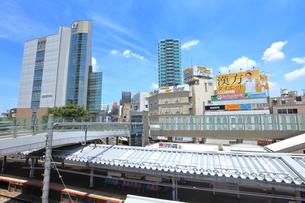 大泉学園駅の写真素材 [FYI01662643]