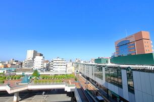 練馬駅の写真素材 [FYI01662663]