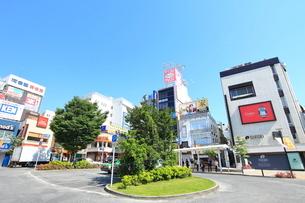 自由が丘駅駅前 目黒区の写真素材 [FYI01662673]