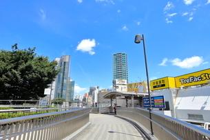 大泉学園駅周辺の写真素材 [FYI01662679]