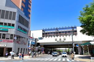 練馬駅の写真素材 [FYI01662733]