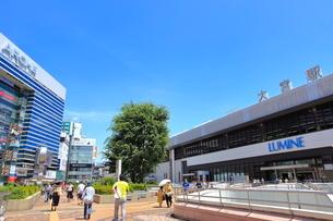 大宮駅西口 さいたま市の写真素材 [FYI01662735]