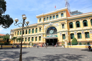 中央郵便局の写真素材 [FYI01662760]