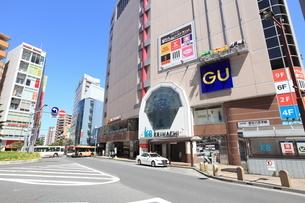 京王八王子駅の写真素材 [FYI01662899]