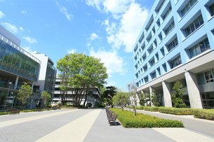 東京経済大学の写真素材 [FYI01662908]