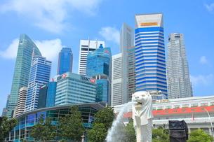 シンガポールの写真素材 [FYI01662942]