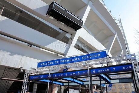 横浜スタジアムの写真素材 [FYI01662961]