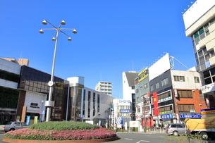 浦安駅前の写真素材 [FYI01663041]