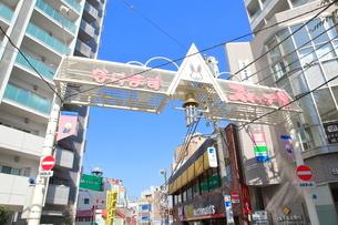 成増駅南口なりますスキップ村 の写真素材 [FYI01663057]