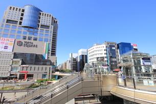 八王子駅の写真素材 [FYI01663071]