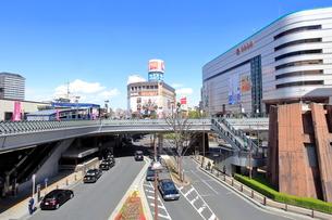 川口駅 埼玉県の写真素材 [FYI01663117]