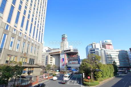 横浜駅西口前の写真素材 [FYI01663143]