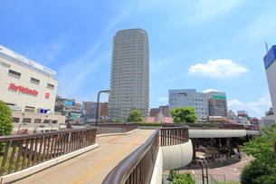 船橋駅 総武本線の写真素材 [FYI01663425]