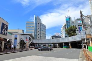 藤沢駅北口の写真素材 [FYI01663513]