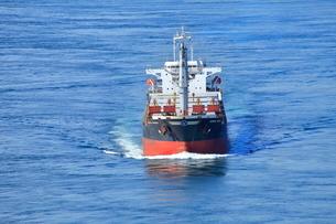 貨物船の写真素材 [FYI01663568]