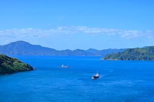 来島海峡の写真素材 [FYI01663588]