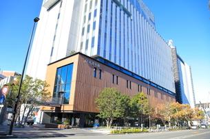 日本青年館の写真素材 [FYI01663827]