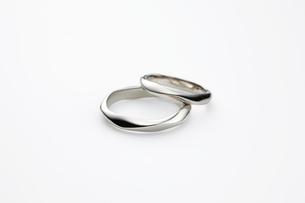 結婚指輪の写真素材 [FYI01664621]