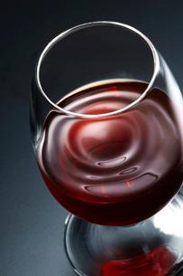 赤ワインの写真素材 [FYI01664645]
