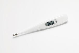体温計の写真素材 [FYI01664664]