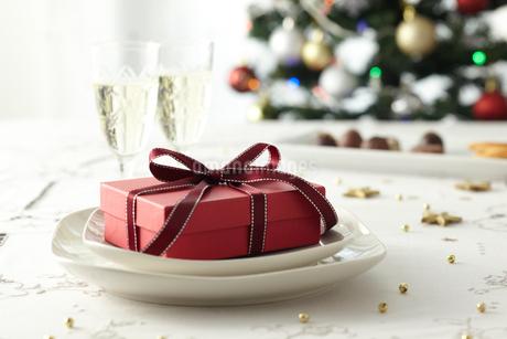 クリスマスパーティーの写真素材 [FYI01664734]