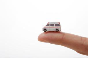 働く車のおもちゃの写真素材 [FYI01664829]