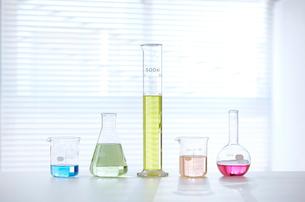 化学イメージの写真素材 [FYI01664961]