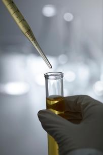 化学の実験の写真素材 [FYI01664968]