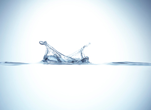 水しぶきの写真素材 [FYI01665038]