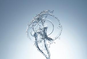 水しぶきの写真素材 [FYI01665111]