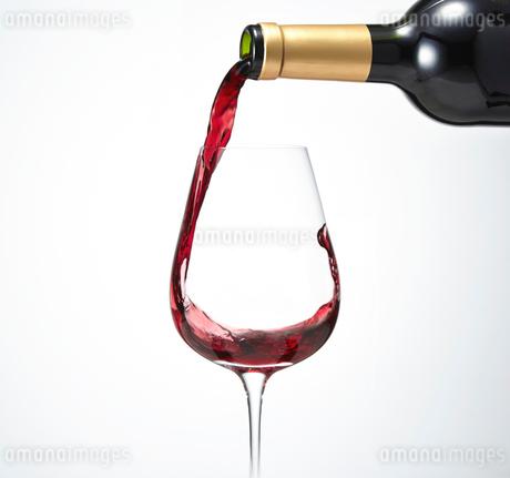 ワイングラスの写真素材 [FYI01665188]