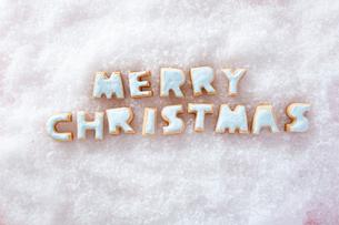 アイシングクッキーの写真素材 [FYI01666128]