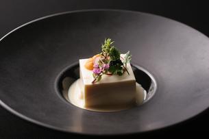 手作り豆腐の写真素材 [FYI01666747]