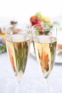 シャンパンのイメージの写真素材 [FYI01666995]