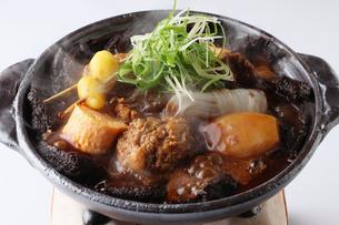 おでんの味噌煮込みの写真素材 [FYI01667113]