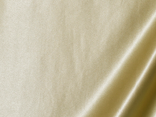ゴールドのサテンの写真素材 [FYI01667302]