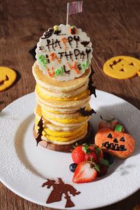 ハロウィンケーキの写真素材 [FYI01667720]