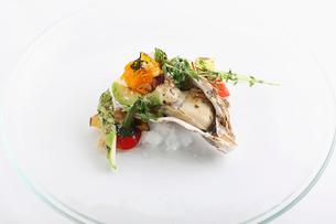 牡蠣料理の写真素材 [FYI01667895]