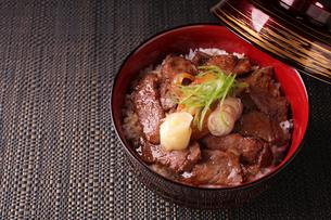 牛丼の写真素材 [FYI01668131]