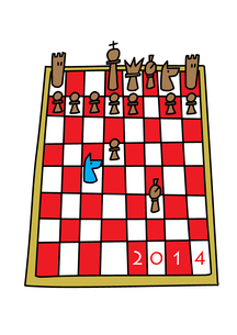 チェスのイラスト素材 [FYI01668166]