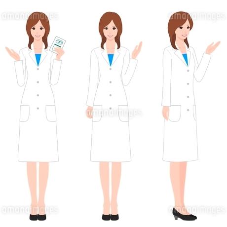 薬剤師のイラスト素材 [FYI01668402]