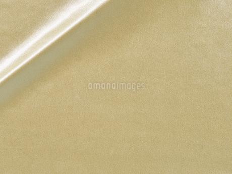 ゴールドのサテンの写真素材 [FYI01668600]