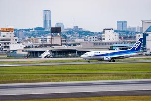 伊丹空港の写真素材 [FYI01669333]