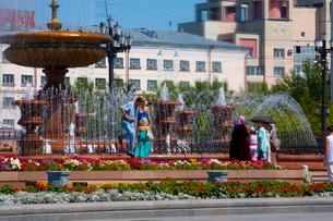 レーニン広場の風景の写真素材 [FYI01670353]