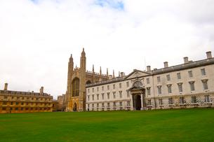 ケンブリッジ大学の風景の写真素材 [FYI01670383]