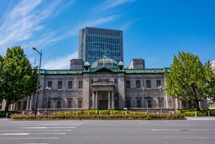 日本銀行の写真素材 [FYI01670504]