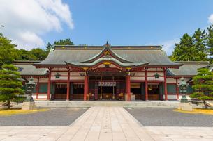 敦賀の気比神宮の写真素材 [FYI01670603]